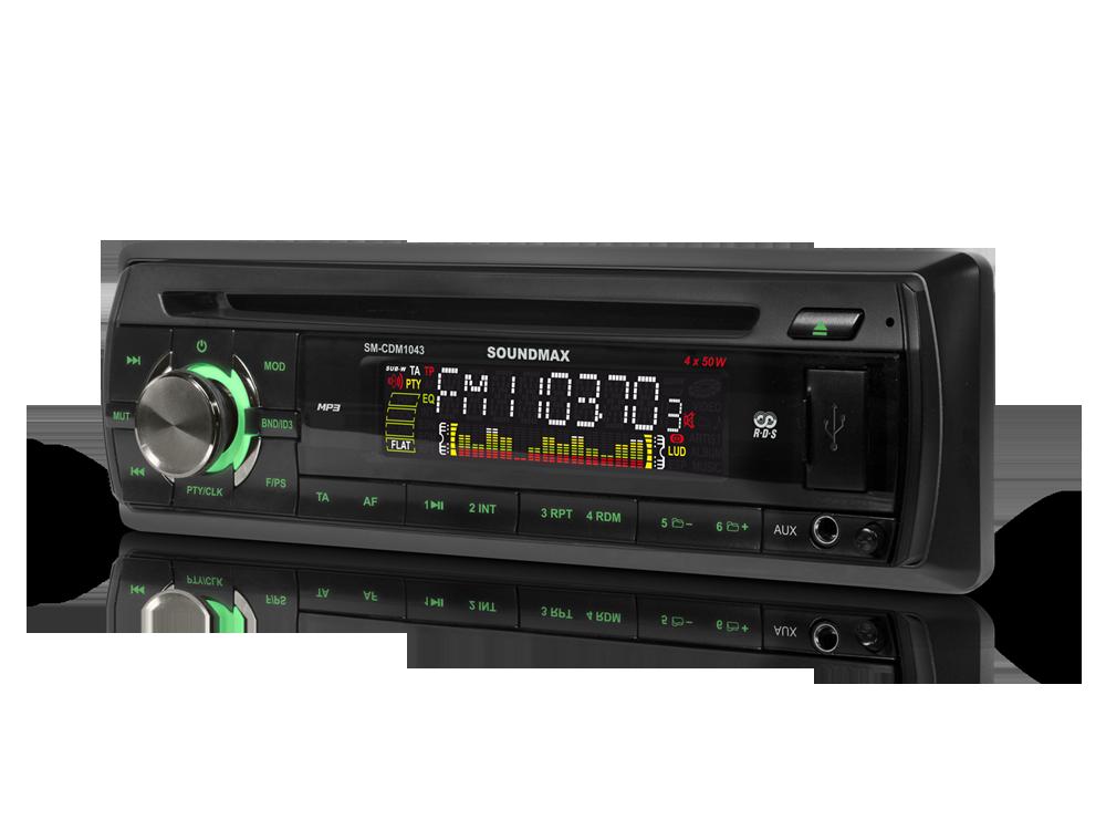 Инструкция Автомагнитолы Soundmax
